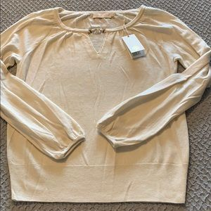 NWT Tory Burch cashmere sweater size XS